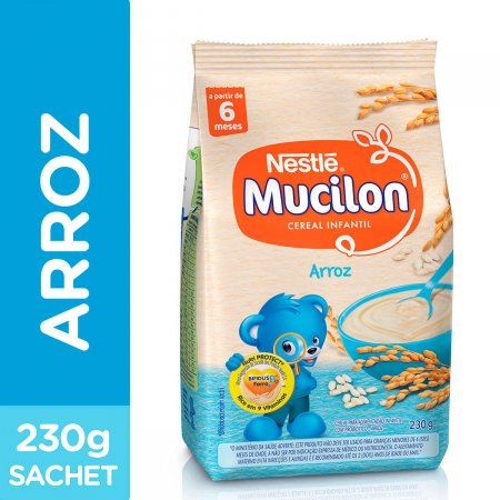 Cereal Infantil Mucilon Arroz