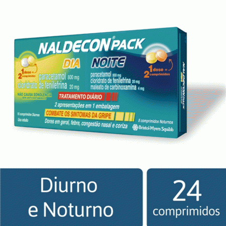 Naldecon Pack
