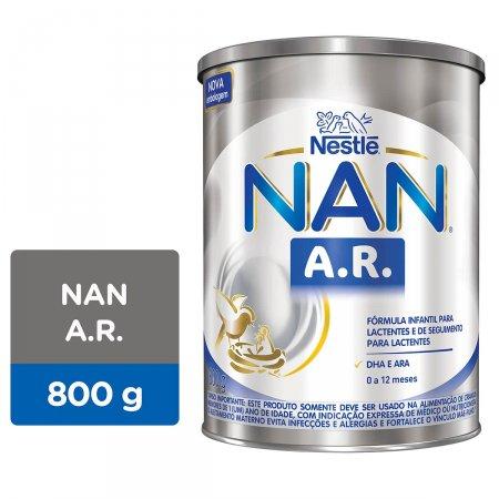 Fórmula Infantil NAN A.R. Espessar