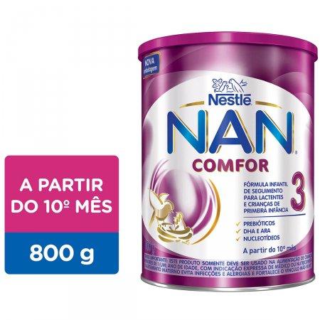 Fórmula Infantil Nan Comfor 3