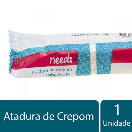 Atadura de Crepom 10cm X 1,8m Needs 1 Unidade | Drogaraia.com Foto 3