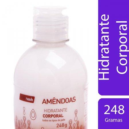 Hidratante Corporal Needs Amêndoas