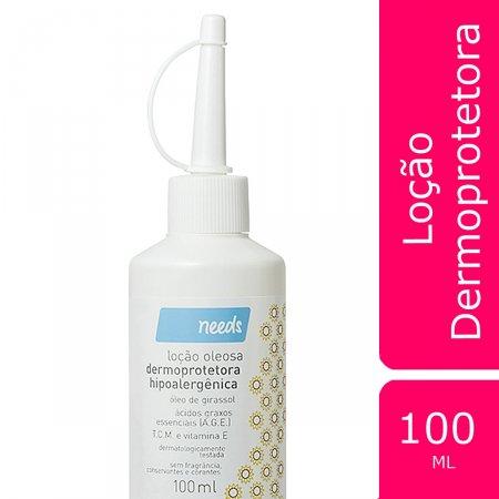 Loção Oleosa Dermoprotetora