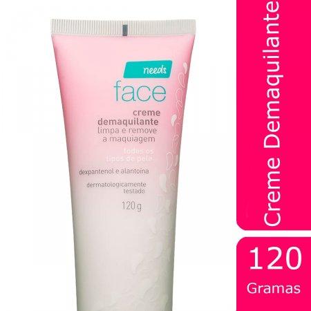 Creme Demaquilante Needs Facial
