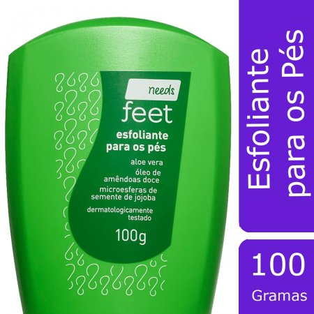 Esfoliante Para os Pés Needs Feet