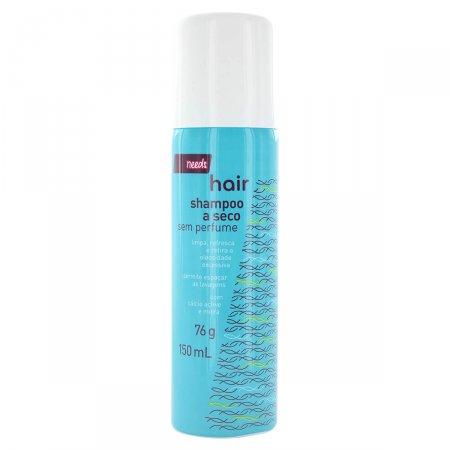Shampoo a Seco Needs Sem Perfume
