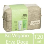 Kit Corporal Needs Vegano Erva... Kit Corporal Needs Vegano Erva Doce