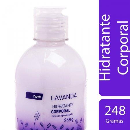 Hidratante Corporal Needs Lavanda