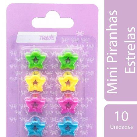 Mini Piranhas Estrelas Needs