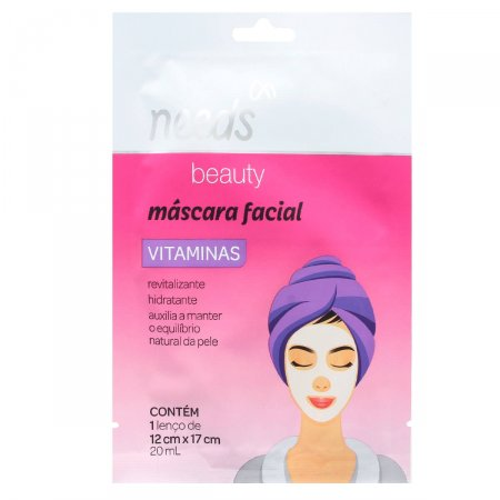 Máscara Facial Needs Vitaminas