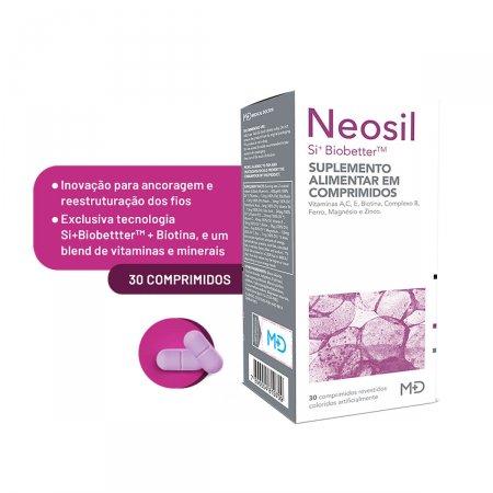 Suplemento Alimentar Neosil 50mg com 30 comprimidos