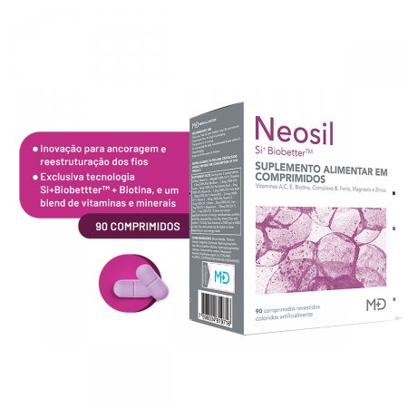 Neosil 50mg com 90 Comprimidos  