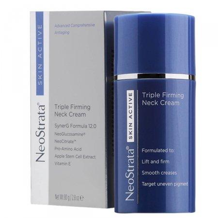 Creme Antissinais Neostrata Skin Active Triple Firming Neck
