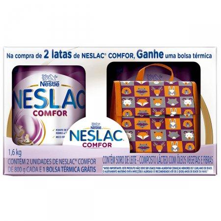 Kit Composto Lácteo Comfor Neslac + Bolsa Térmica