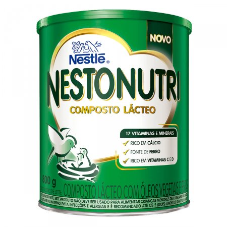 Composto Lácteo Nestonutri