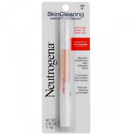Corretivo Antiacne Neutrogena SkinClearing Cor Claro