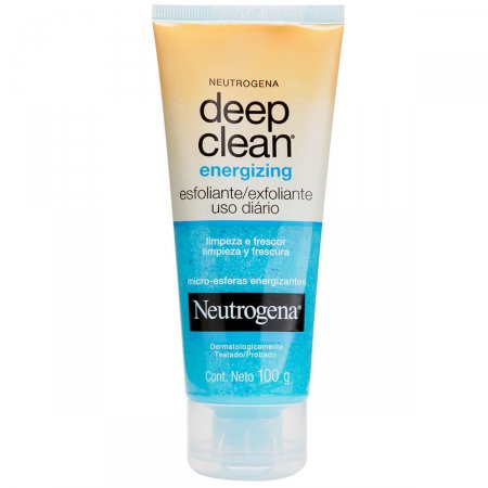 Esfoliante Neutrogena Energizing Deep Clean