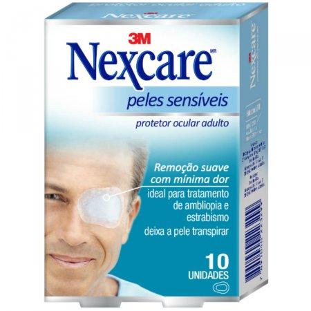 Protetor Ocular Adulto Peles Sensíveis
