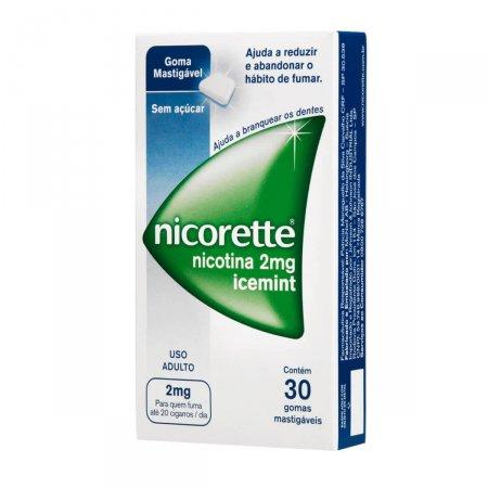 Nicorette Icemint 2mg
