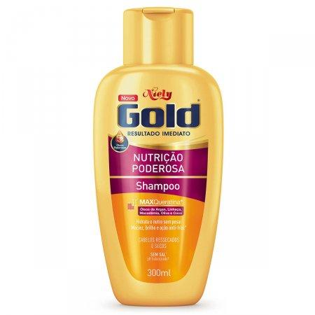 Shampoo Niely Golg Nutrição Poderosa