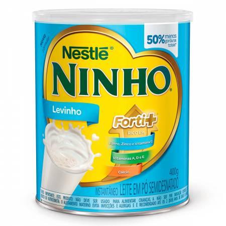 Leite em Pó Semidesnatado Ninho Forti+ Levinho
