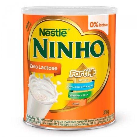 Composto Lácteo Ninho Zero Lactose Forti+