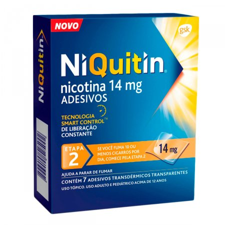 NiQuitin 14mg