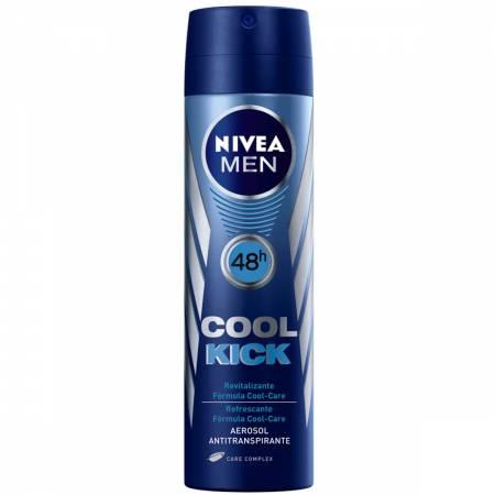 Desodorante Aerosol Nivea Men Cool kick