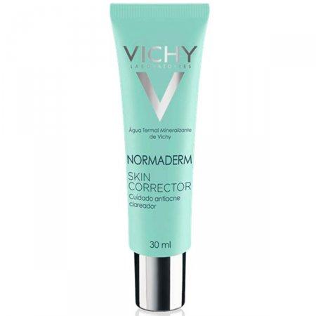 Corretor Facial Vichy Normaderm Skin Corrector Antiacne Clareador com 30ml