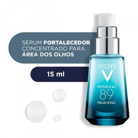 Sérum Vichy Minéral 89 Olhos com 15ml