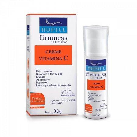 Creme Facial Clareador Nupill Vitamina C