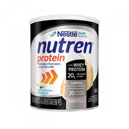 Nutren Protein Sabor Baunilha