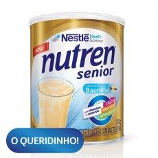 d67cfb10c Suplemento Alimentar Nutren Senior Sabor Baunilha