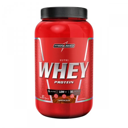 Nutri Whey Sabor Chocolate