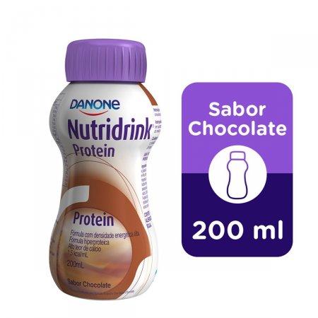 Nutridrink Protein Sabor Chocolate 200ml   Drogaraia.com Foto 2