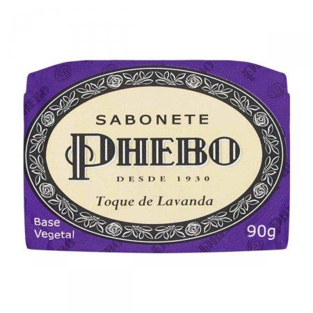 Sabonete Barra Phebo Toque de Lavanda