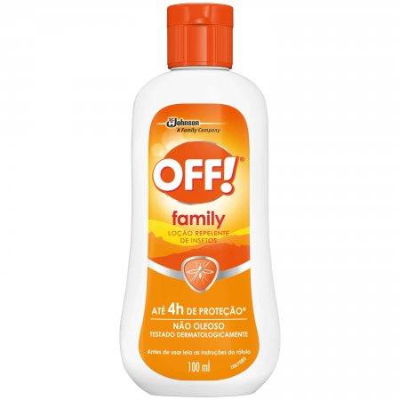 Repelente Loção Off! Family