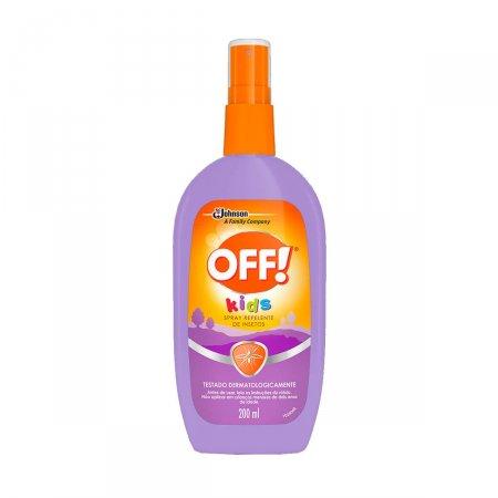 Repelente Spray Off! Kids