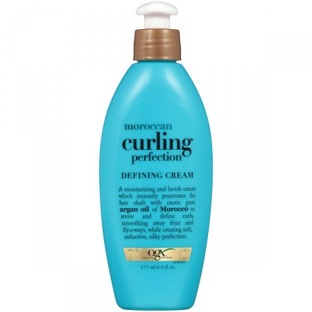 Creme para Pentear OGX Argan Oil Morocco Curling Perfection Cream