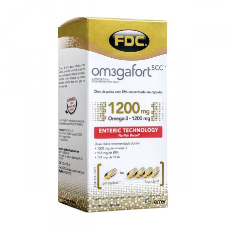 Ômegafort 1200mg FDC
