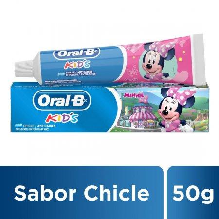 Creme Dental Oral B Minnie Kids