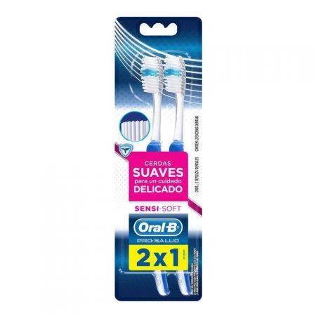 Escova Dental Sensi-Soft Oral B Pro-Saúde