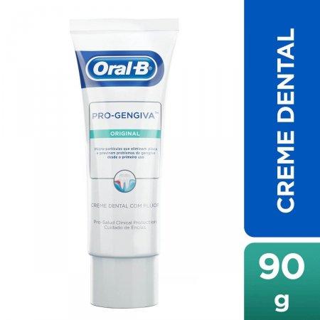 Pasta de Dente Oral-B Pro Gengiva Original com 90g