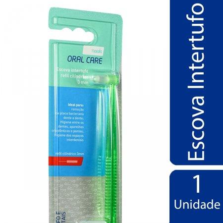 Escova Dental Intertufo Needs Cilíndrica