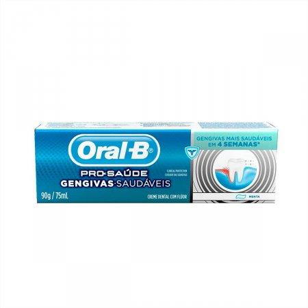Oral B Creme Dental Pró Saúde Gengivas Saudáveis