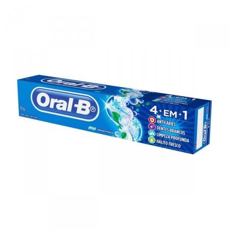 Pasta de Dente Oral-B 4 em 1 com 70g