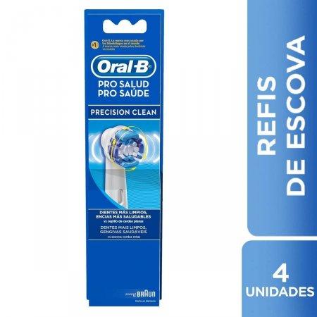 Refil para Escova Elétrica Oral B Precision Clean