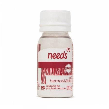Pó Hemostático Needs Pro com 20g