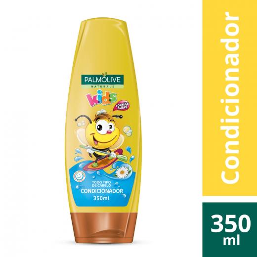 255b929dd Condicionador Palmolive Naturals Kids Todo Tipo de Cabelo 350ml ...