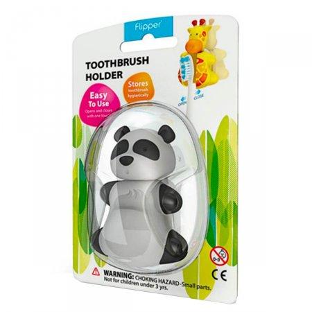 Suporte Para Escova Dental Curaprox Formato de Panda